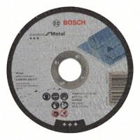 Карбофлексов диск BOSCH за рязане на метал Ф125х2.5х22.23 standard