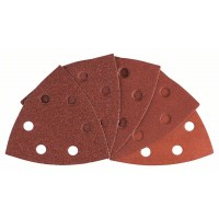 Шкурки за дърво и метал комплект BOSCH C430  - 10 броя