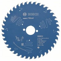 Циркулярен диск Expert for Wood BOSCH 190x30x2.0 mm