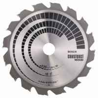 Циркулярен диск BOSCH Construct Wood 235x30/25x2,8 mm