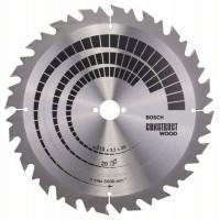 Циркулярен диск BOSCH Construct Wood 315x30x3,2 mm