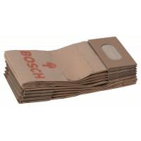 Торбички за прах BOSCH за шлифовъчни машини - 10 броя