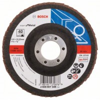 Ламелен диск BOSCH Expert for Metal X551 - 115 mm