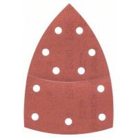 Комплект шкурки за мултишлайф BOSCH - 10 броя G120
