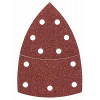 Комплект шкурки за мултишлайф BOSCH - 10 броя G60