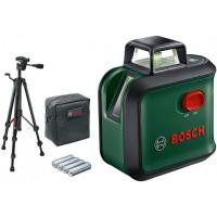 Лазерен нивелир BOSCH AdvancedLevel 360 Set