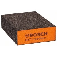 Гъба за шлайфане BOSCH Best for Flat and Edge 68x97x27 mm