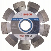 Диамантен диск BOSCH Expert for Stone 115 mm