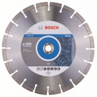 Диамантен диск BOSCH Expert for Stone 300/25,4 mm