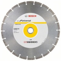 Диамантен диск BOSCH ECO for Universal 300/25,4 mm