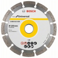 Диамантен диск BOSCH ECO for Universal 150 mm