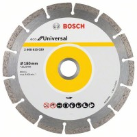 Диамантен диск BOSCH ECO for Universal 180 mm 10 броя