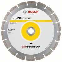 Диамантен диск BOSCH ECO for Universal 230 mm 10 броя