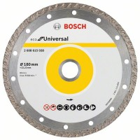 Диамантен диск BOSCH Turbo ECO 180 mm 10 броя
