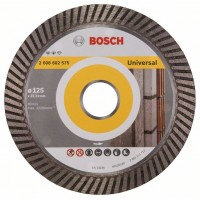 Диск BOSCH Expert for Universal Turbo 125 mm