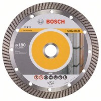 Диск BOSCH Best for Universal Turbo 180 mm