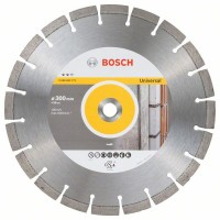 Диамантен диск BOSCH Expert for Universal 300 mm
