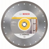 Диск BOSCH Expert for Universal Turbo 300 mm