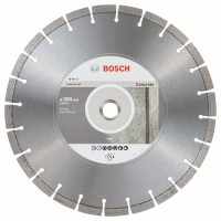 Диамантен диск BOSCH Expert for Concrete 350x25,4 mm