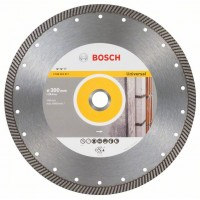 Диск BOSCH Expert for Universal Turbo 300x25,4 mm