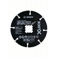 Карбиден диск BOSCH X-LOCK за дърво и пластмаса - 115 mm