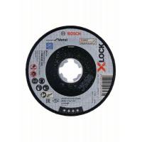 Карбофлексов диск BOSCH X-LOCK 115x2.5 mm