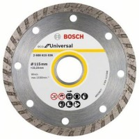 Диамантен диск BOSCH Turbo ECO Universal 115 mm