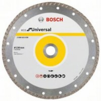Диамантен диск BOSCH Turbo ECO Universal 230 mm