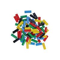 Лепилни пръчки BOSCH Gluey цветен микс