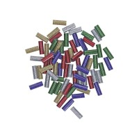 Лепилни пръчки BOSCH Gluey блестящ микс