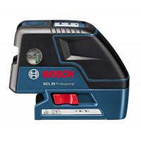 Точков лазер BOSCH GCL 25