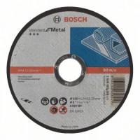 Карбофлексов диск BOSCH за рязане на метал Ф125х1.6х22.23 standard