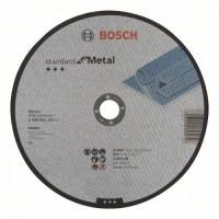 Карбофлексов диск BOSCH за рязане на метал Ф230х3х22.23 standard
