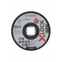 Карбофлексов диск BOSCH X-LOCK Inox 115x1.6 mm