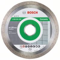 Диамантен диск BOSCH за фаянс Ф125х22.23 Standard for Ceramic