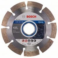 Диамантен диск BOSCH за камък Ф 115х22,23 Standard for Stone