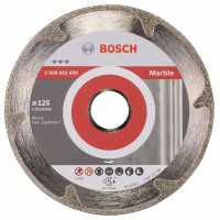 Диамантен диск BOSCH за мрамор Ф125х22.23 Best for Marble