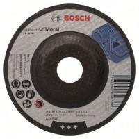 Диск за грубо шлифоване BOSCH Ф115х6.0х22.23