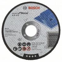Карбофлексов диск BOSCH за рязане на метал Ф115х2.5х22.23 expert