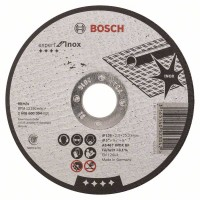 Карбофлексов диск BOSCH за рязане inox Ф 125x2