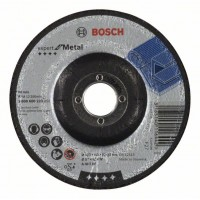 Диск за грубо шлифоване BOSCH Expert for Metal Ф125х6х22.23