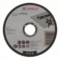 Карбофлексов диск BOSCH за рязане на inox Ф 115х1.6х22.23 standard