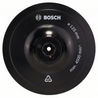 Диск със захват тип велкро, 125 mm BOSCH