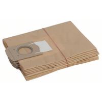 Хартиена филтърна торба BOSCH - 5 броя