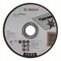 Диск за рязане, прав, Expert for Inox BOSCH 125 mm
