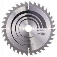 Optiline Wood диск за циркуляр BOSCH - 230 x 30 x 2,8 mm