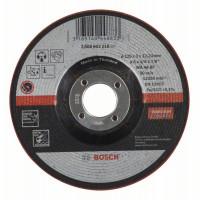 Полугъвкав диск за грубо шлифоване BOSCH, 125 mm