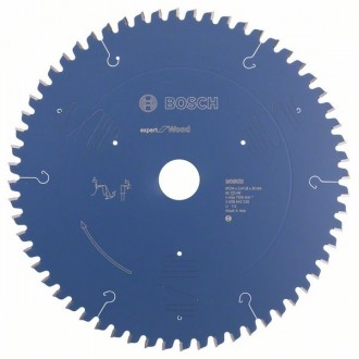 Диск за циркуляр Expert for Wood BOSCH, 254 mm