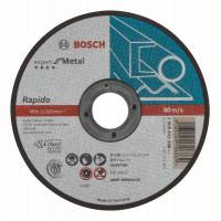 Диск за рязане, прав, Expert for Metal – Rapido BOSCH
