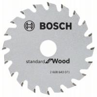 Optiline Wood диск за циркуляр BOSCH - 85 x 15 x 1,1 mm